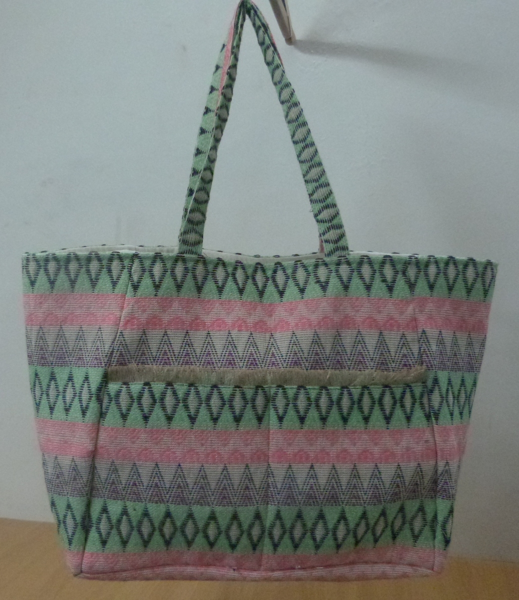 COTTON BAG EMBROIDERY